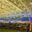 Suvarnabhumi Airport , bangkok,Thailand — Stock Photo