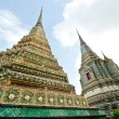 Ancient Pagoda at Wat Pho,Thailand — Stock Photo
