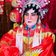 Make up as the Chinese Opera — Stock Photo
