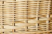 Wooden texture of rattan — Stock Photo