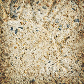 Concrete wall with stones texture — Foto de Stock