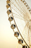 Big ferris wheel — Stock Photo
