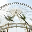 Big ferris wheel — Stock Photo #37322001