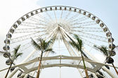 Big ferris wheel — Stockfoto