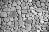 Texture of old stone wall — 图库照片