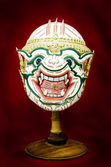 Hua Khon (Ancient Thai Show Mask)  — Zdjęcie stockowe
