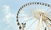 Большое колесо обозрения — Стоковое фото