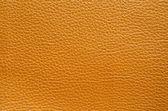Gros plan de la texture de cuir. — Photo
