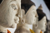 Buddha-statuen — Stockfoto