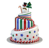 Big New Year Cake — Foto Stock