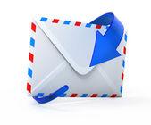 電子メールの概念のアイコン — ストック写真
