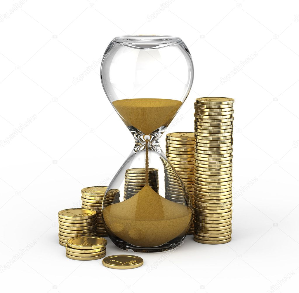 Time is money — Stock Photo #15938517