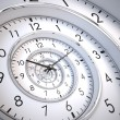 Stock Photo: Time Spiral