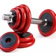 Dumbbell — Stock Photo #39596591