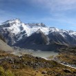New Zealand Mountains — Stock Photo
