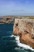 Cape Saint Vincent - Sagres Portugal — Stock Photo