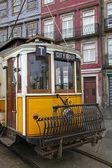 Portuguese Tram — Stock Photo