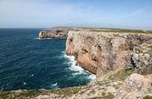Sagres Coastline Portugal — Stock Photo