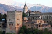 Alhambra Granada Spain — Stock Photo