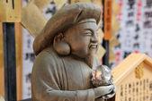 Statue Kyoto Japan — Stock Photo