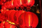 Kinesiska lyktor — Stockfoto