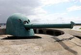 Military Gun - Newcastle Australia — Stock Photo