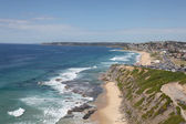 Merewether Beach - Newcastle Australia — Stock Photo