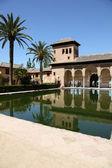 The Partal - Granada Spain — Stock Photo