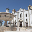 Stock Photo: Giraldo Square EvorPortugal