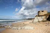 Coastline at Tarifa - Spain — 图库照片