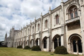 Jeronimos Monastery - Belem Lisbon Portugal — Stock Photo