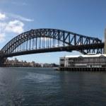 Sydney Harbour Bridge - Australia — Stock Photo