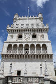 Belém-tornet - Lissabon — Stockfoto