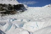 Fox Glacier - New Zealand — Stock Photo