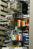 Electric circuit — Stock Photo