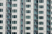 High Rise Living — Stock Photo