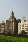 The Bund Shanghai China — Stock Photo