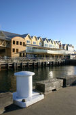 Queens Wharf - Newcastle Australia — Stock Photo