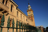 Customs House - Newcastle Australia — Stock Photo