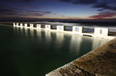 Merewether Ocean Baths - Newcastle Australia — Stock Photo