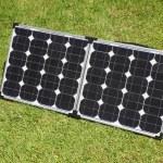 Solar Power Panels — Stock Photo #48789207