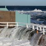 Coastal Flooding — Stock Photo #51551157