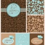 Restaurant menu design — Stock Vector #31025809