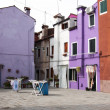 Stock Photo: Burano island - Venice