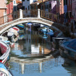 Burano island - Venice — Stock Photo