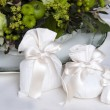 Stock Photo: Wedding favors