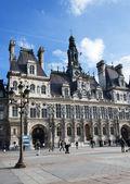 Paris - the city hall — Stock Photo