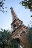 Tour eiffel-paris — Stockfoto