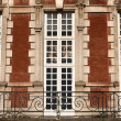 Stock Photo: Place des Vosges, Paris - building