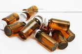 Flacons médicaux — Photo